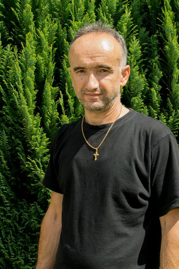Ilhan (Gabriel) Yilmaz (Gebäudereiniger Vorarbeiter)